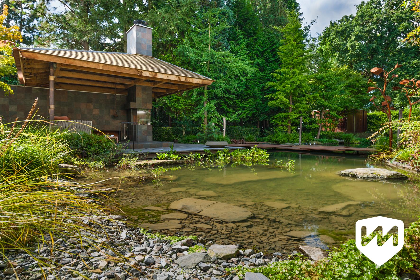 De japanse watertuin winnaar sgd awards 2019 van mierlo tuinen